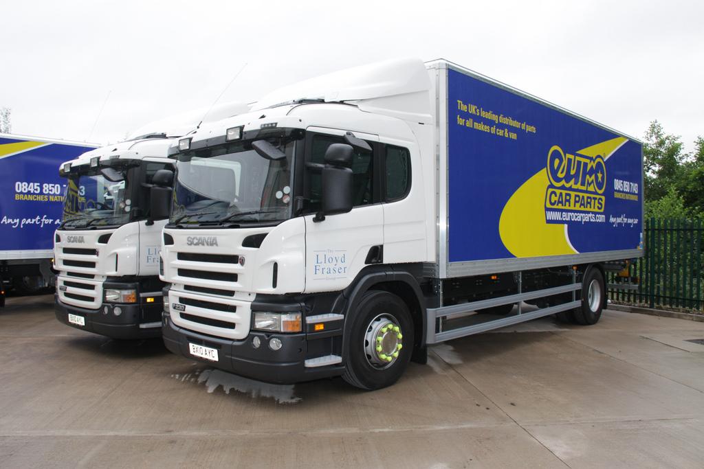 Aftersales Keltruck Scania