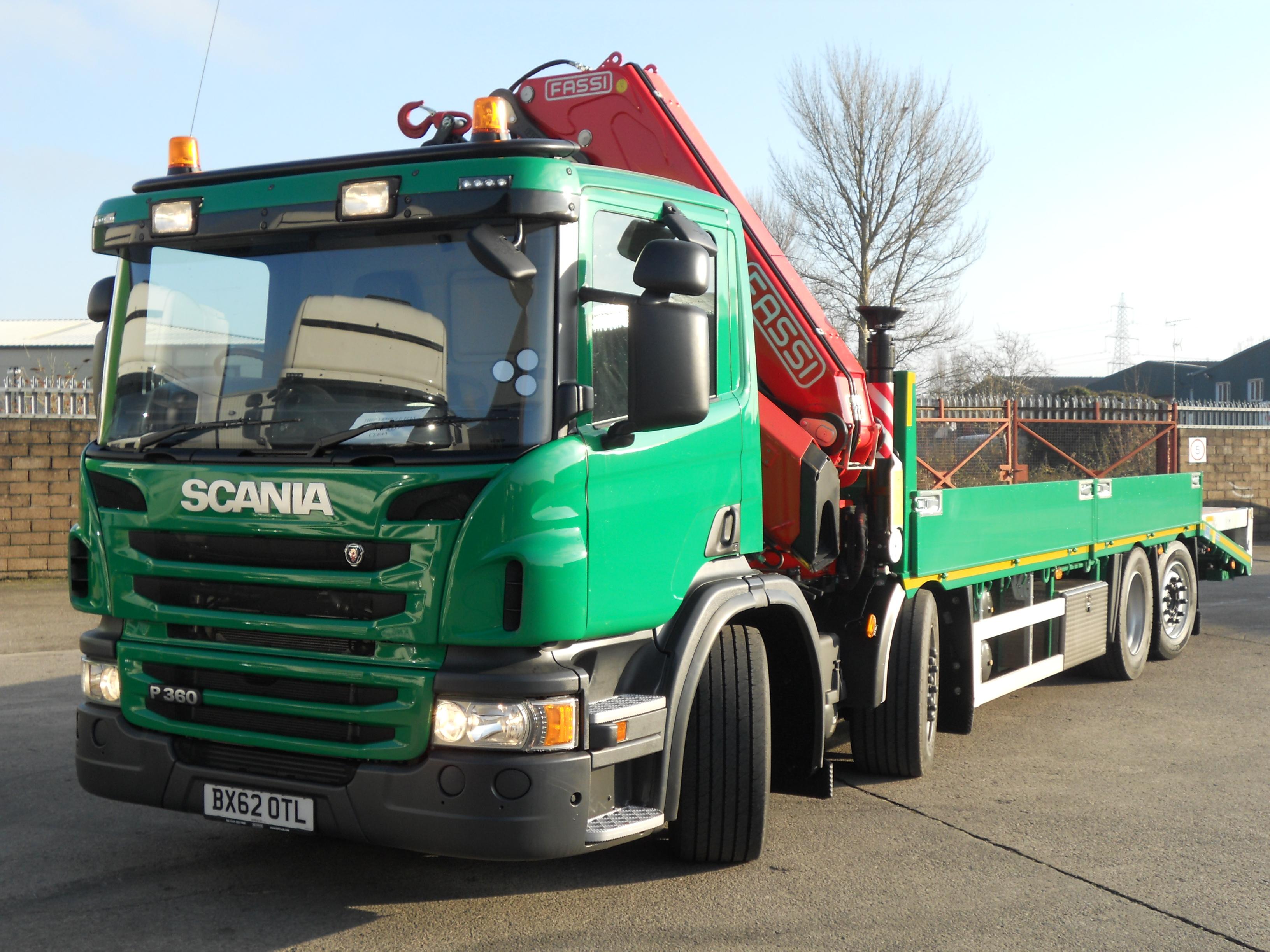 New Sales - Keltruck Scania