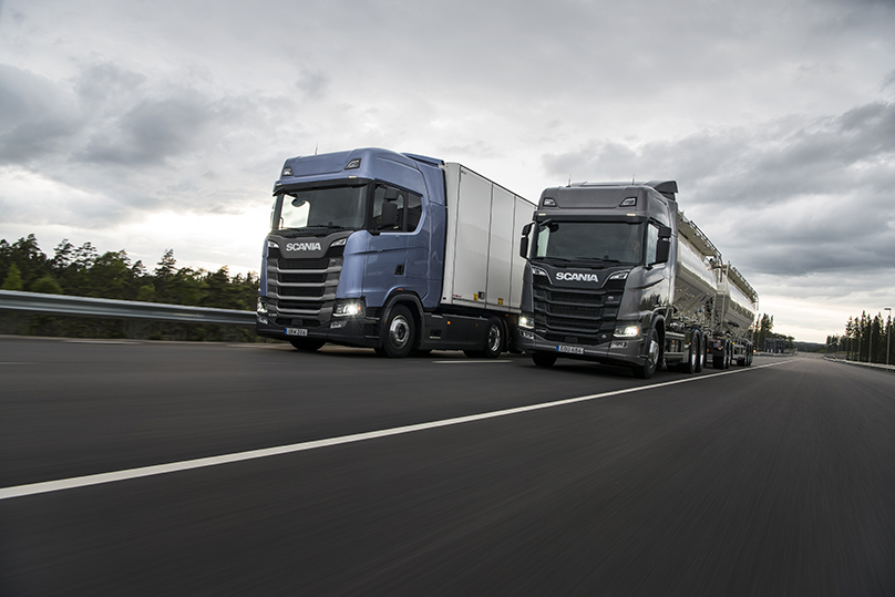 Introducing The New Scania Keltruck Scania