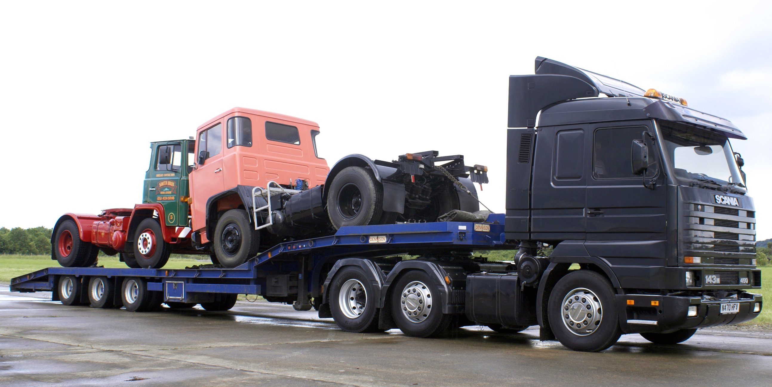 Classic Scania Trucks Keltruck Scania