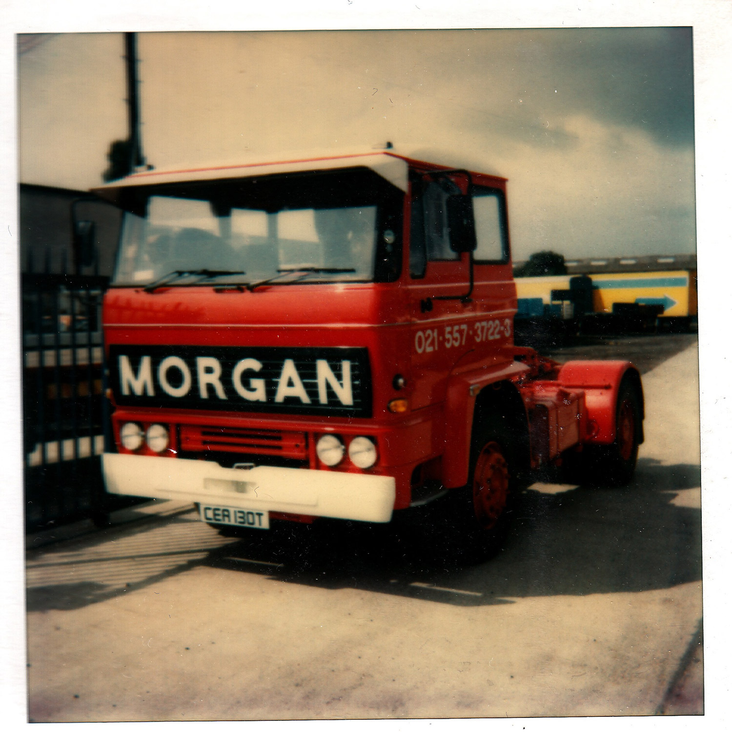 "Keltruck's David Morgan writes: ""This DAF was sold new by Westmid to my family business, Morgan Transport of Tipton. Prior to this Chris Kelly had sold mom & dad a new Atkinson Borderer tractor unit with a Gardner 8LXB 240 engine."