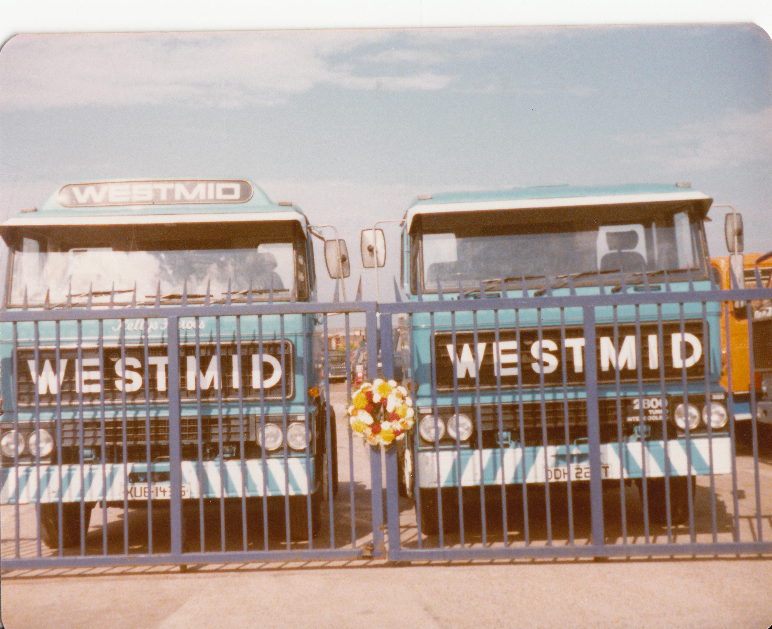 Westmid DAFs