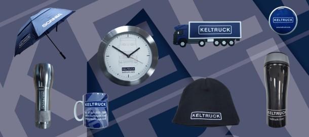 Keltruck Scania merchandise