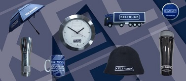 Keltruck Scania merchandise