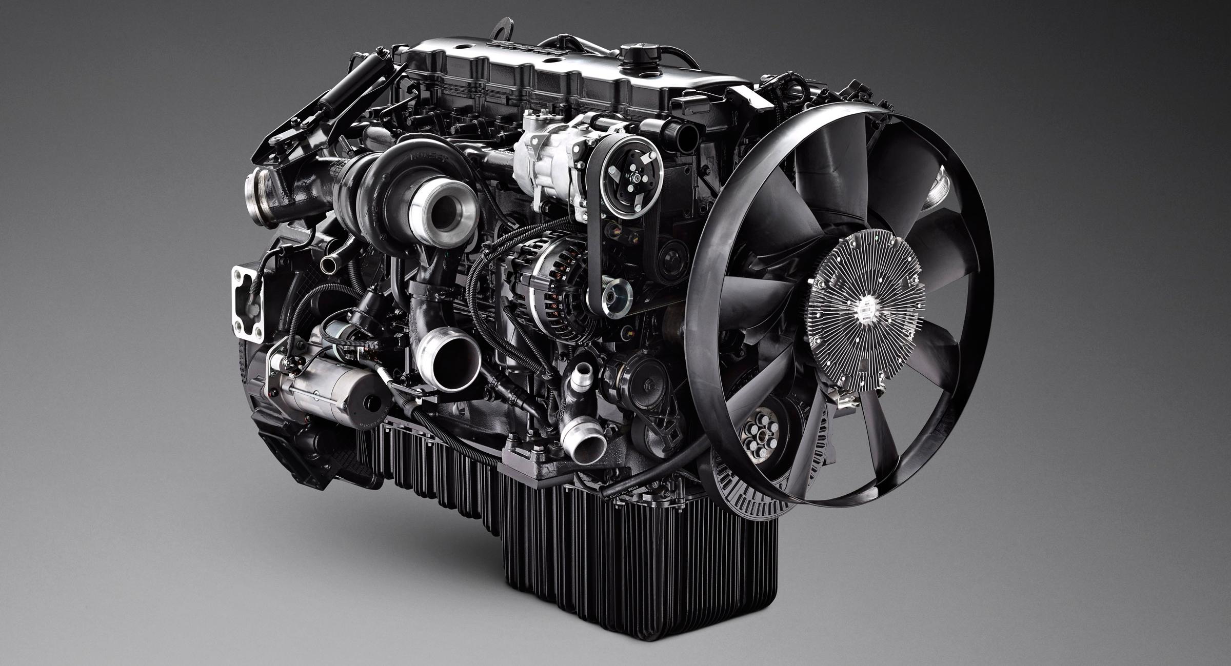 Scania's extensive Euro 6 engine line-up - Keltruck Scania