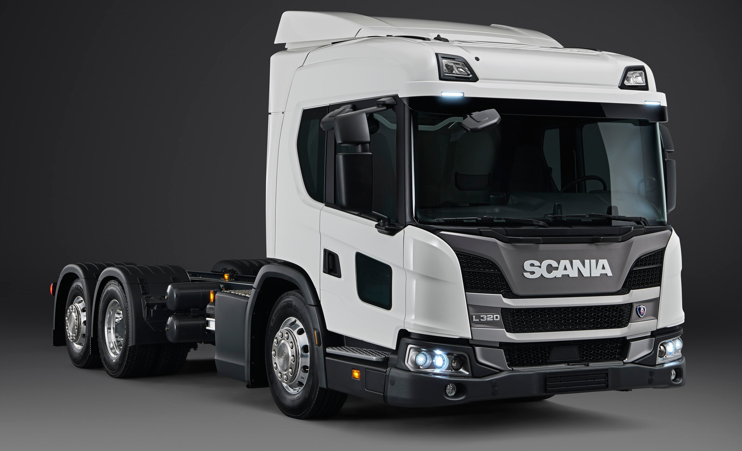 Truck Cab Inside >> Scania L-series low-entry cab announced – Keltruck Scania