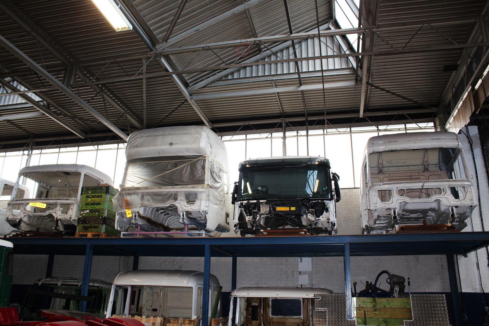 Scania Vehicle Recycling - Keltruck Scania