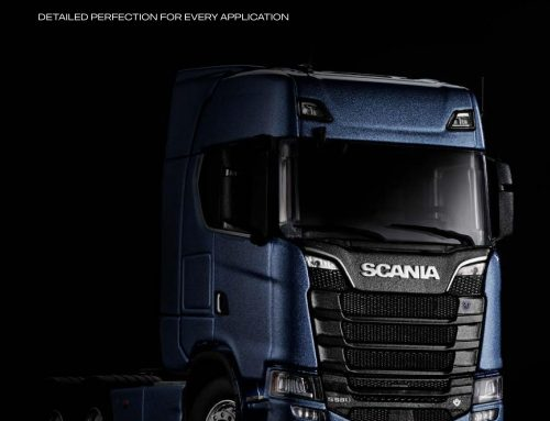 New Scania Models