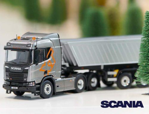 Scania Models