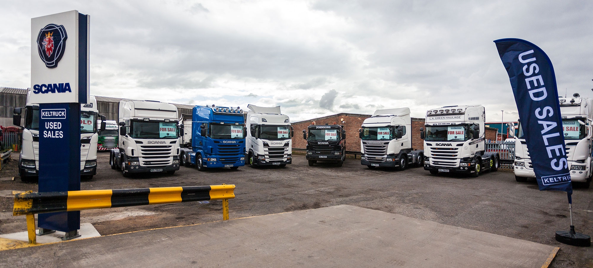 Scania Used Trucks Archives - Keltruck Scania