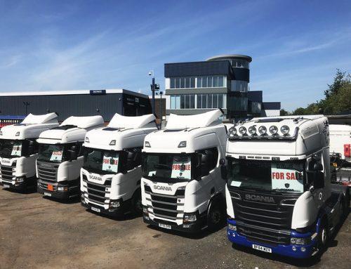 Scania Used Trucks